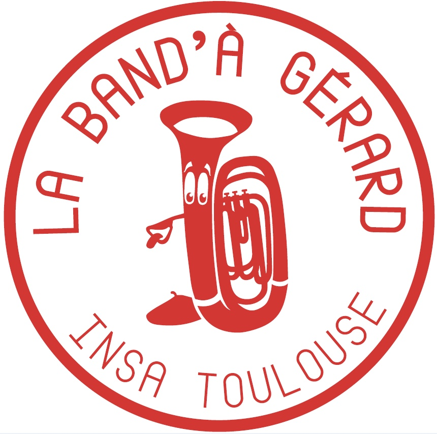 Logo du club Band'à Gérard