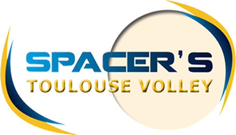 Logo de Spacer's Toulouse Volley Club